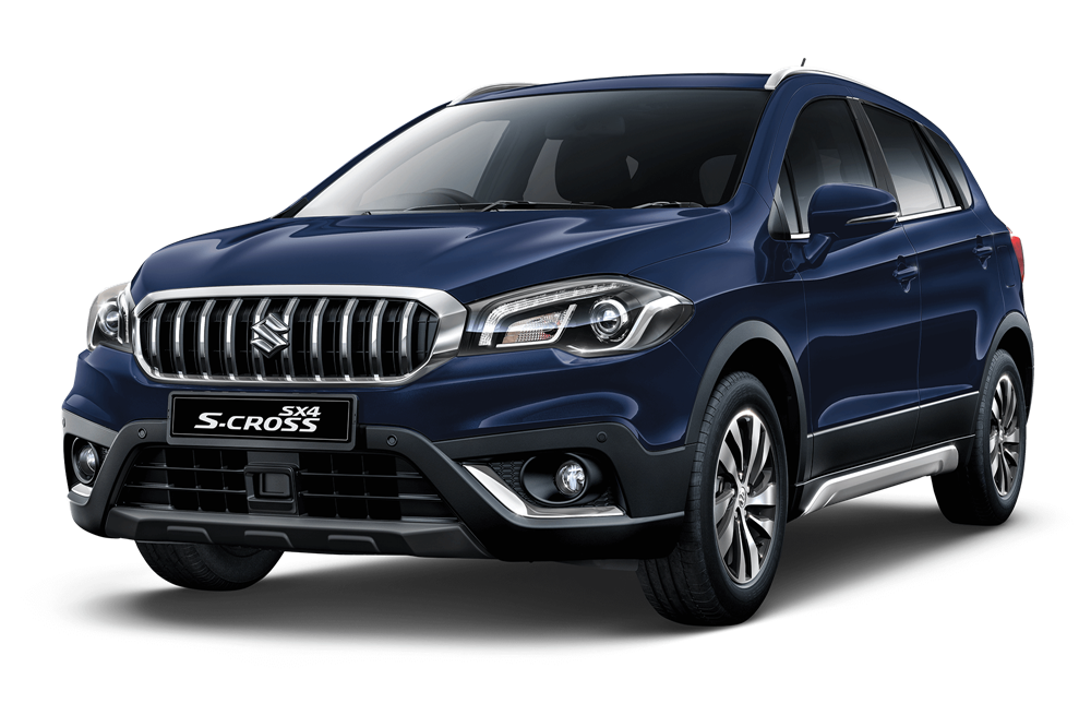 New S-Cross (October 2016-)